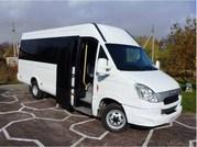 Аренда автобусов для школьников.